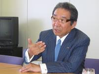 小嶋会長(KCR総研撮影)